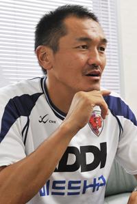 秋田豊 有名人 スポーツ選手 アドバイス - 日本の学校