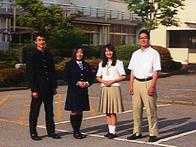 ホームページ 高校 川越 南