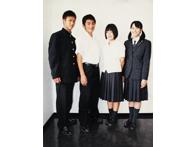 清水高校制服