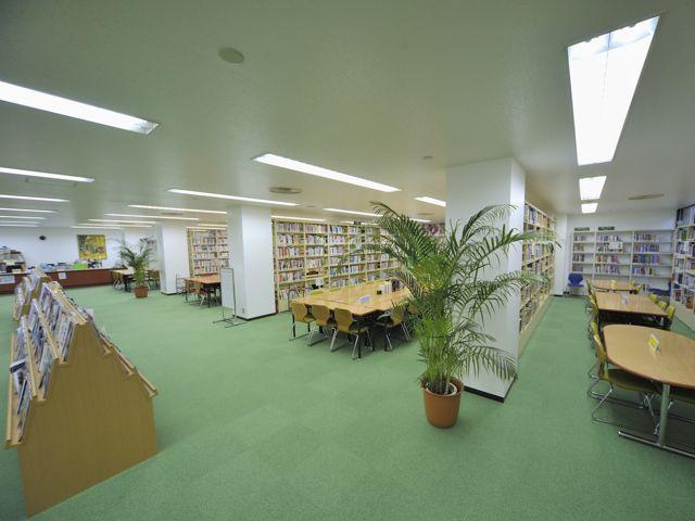 東京 経済 大学 図書館